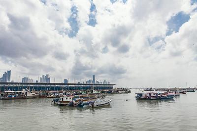 Ciudad De Panamá Muelle de Panamá