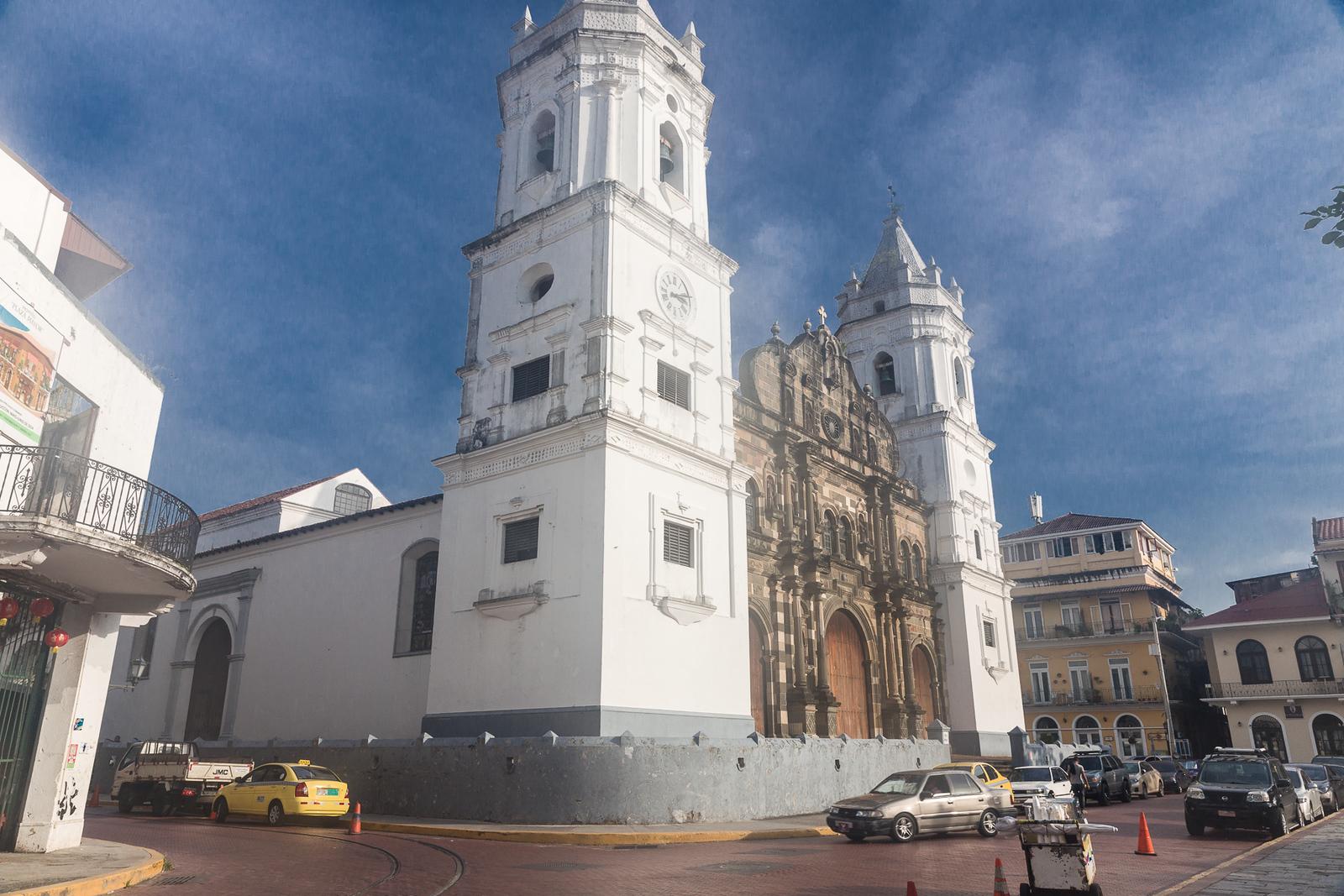 Casco Viejo; Casco Antiguo