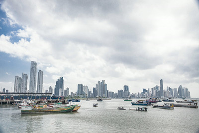 Panama City, Panama  July 2014
