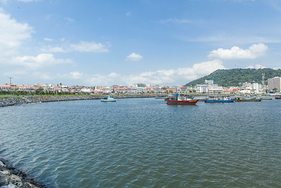 Beginning of Casco Viejo