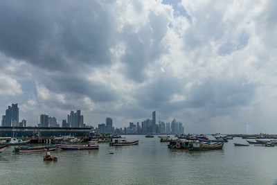 Ciudad De Panamá Fish market, Panama City