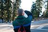 Wayne shooting a pic of Half Dome