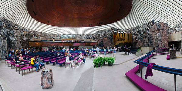 Church, Helsinki