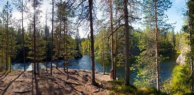 Oulanka Park & River