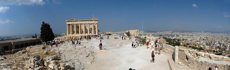 Acropolis , Athen