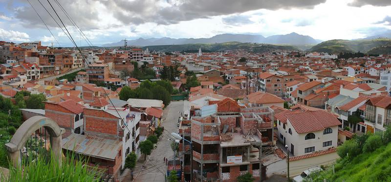 Santa Cruz, eastern Bolivia