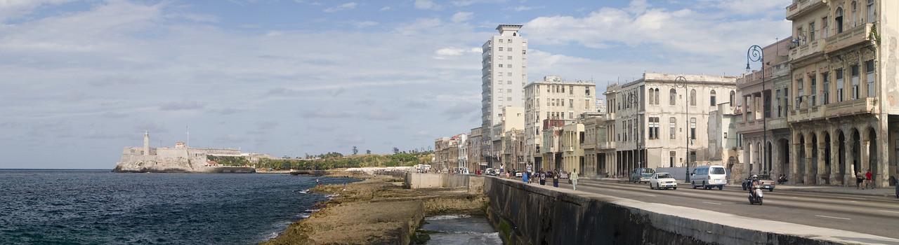 Malecon, Havana