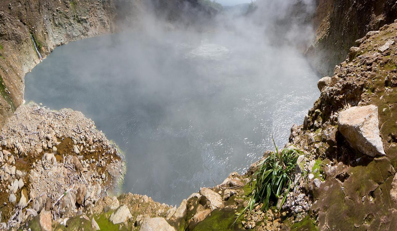 Boiling Lake, Morne Trois Pitons national park