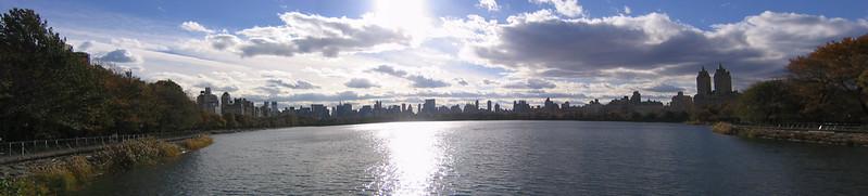 Central Park - New York City (Nov 2004)