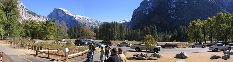 Yosemite National Park - California (Nov 2004)
