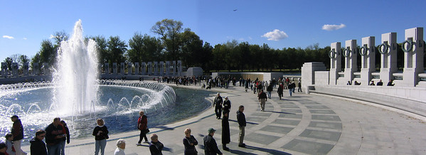Fountain of Rememberance - Washington DC (Nov 2004)