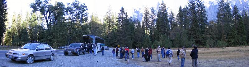 Yosemite National Park - California (Nov 2006)