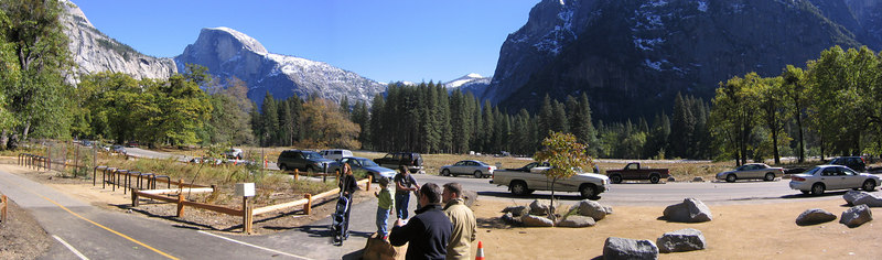Yosemite National Park - California (Nov 2004)