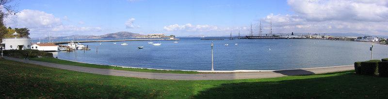 San Francisco Bay & Alcatraz (Nov 2006)