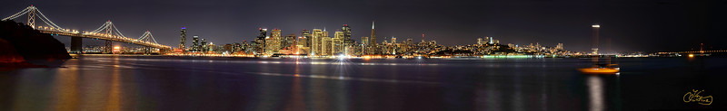 San Francisco skyline, 2011