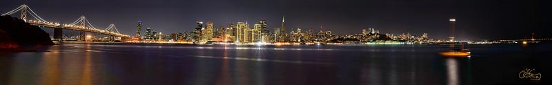 San Francisco skyline, 2011