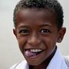 Papuan boy.