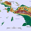 West Papua is the Indonesian half of New Guinea.