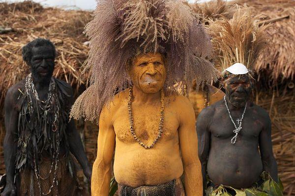 Men of Chimbu