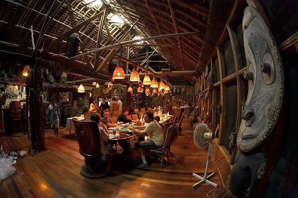 The Karawari Lodge