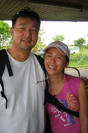 En-Lai and Jeimi, in Kavieng