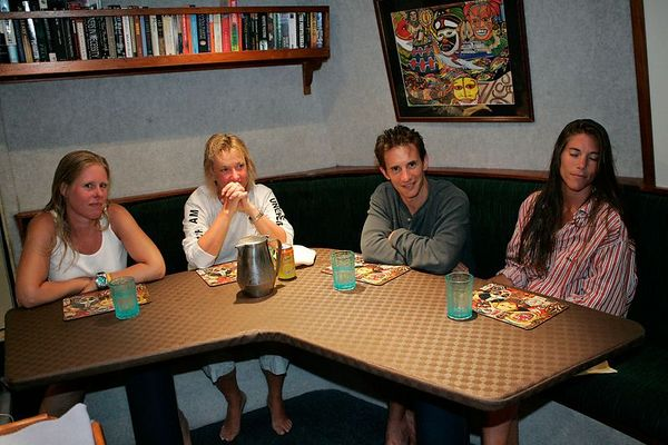 Denise, Anita, David, and Robyn