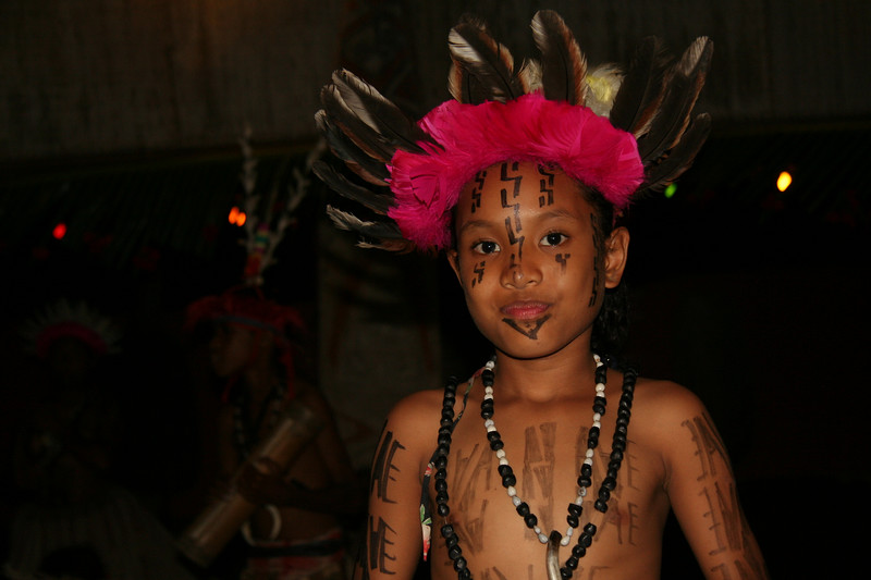 Loloata first dancer
