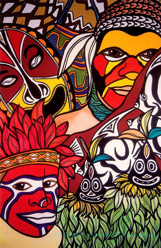 Papua New Guinea LikLik Story