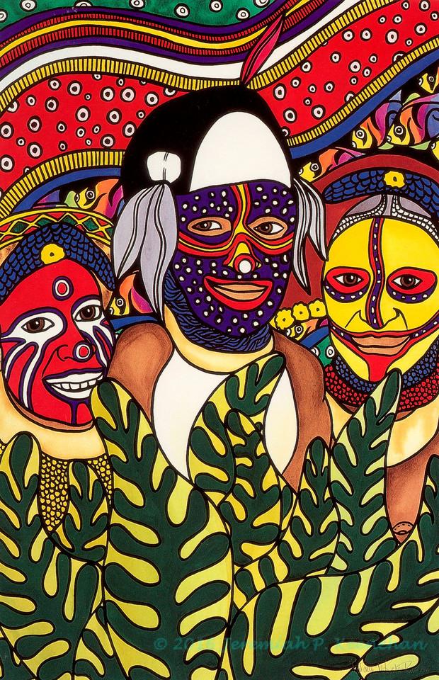 Tribal Brightness