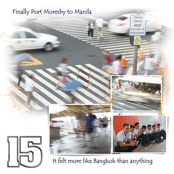 Day 15 A Manila