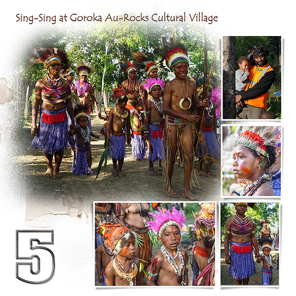 Day 05 A SingSing Goroka