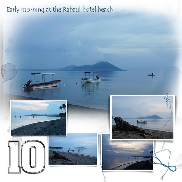Day 10 A Rabaul