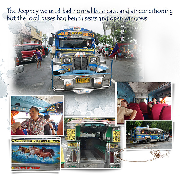 Day 16 C Manila city tour