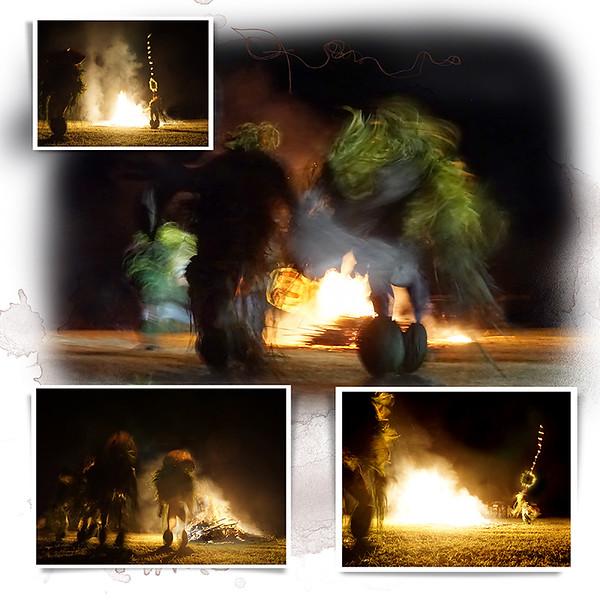 Day 12X C Baining fire dance
