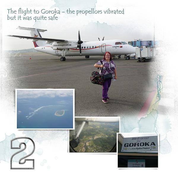 Day 02 A Flight