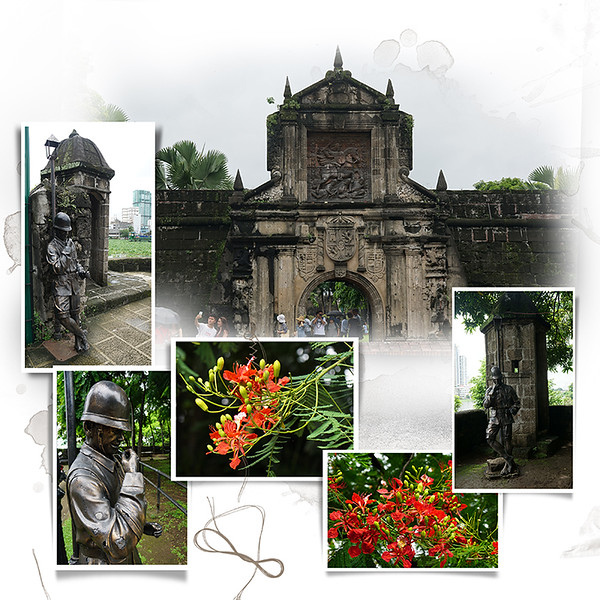 Day 16 J Manila city tour