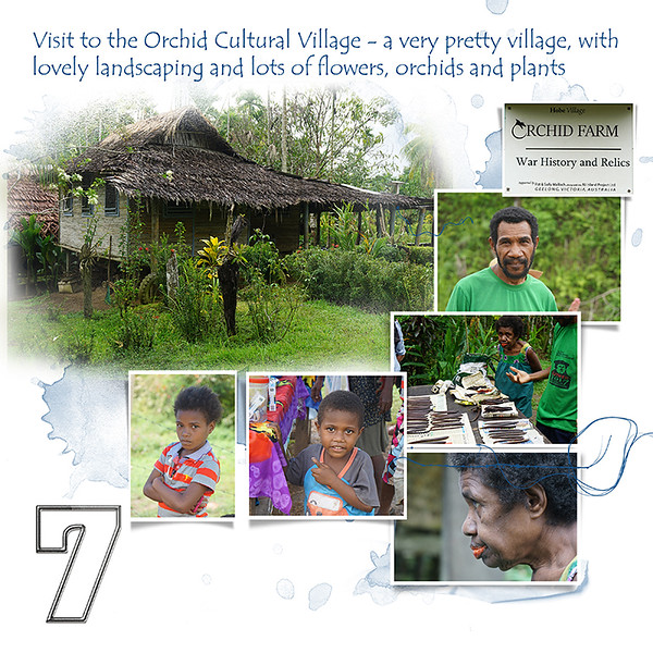 Day 07 A Cultural village