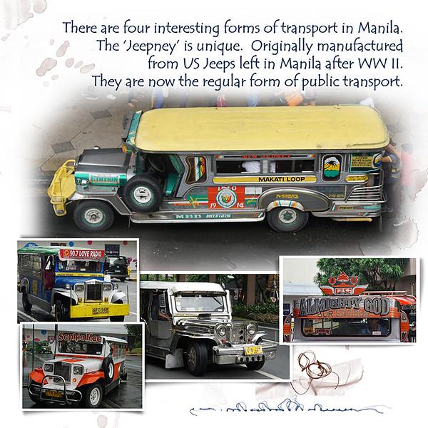 Day 16 B Manila city tour