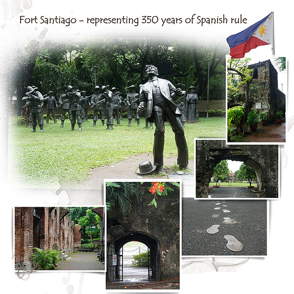 Day 16 I Manila city tour