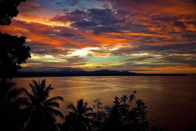 Wewak Sunset
