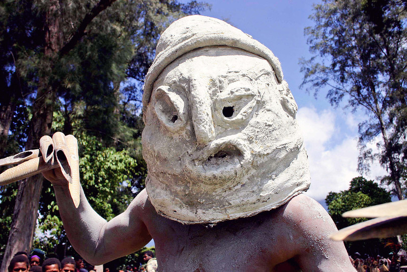 Mud Men - Mt. Hagan Sing-Sing