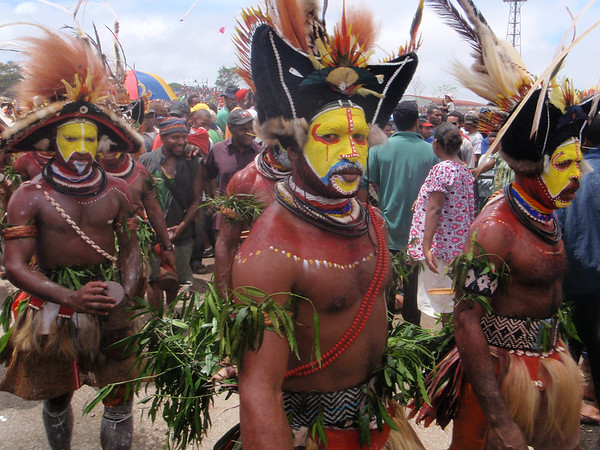 PNG Independence Day celebrations in Port Moresby