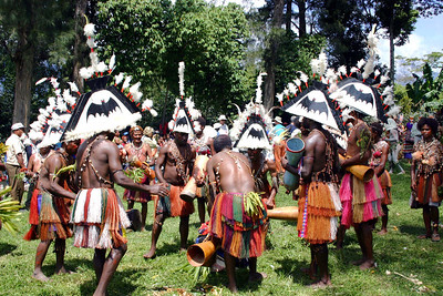 Papua New Guinea & Angkor Wat