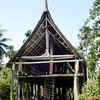 Spirit House - Sepik river