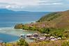 "Tabla Supa village, near the favorite picnic ""Inside Beach"" at Depapre, Papua, December 2012. [Papua Depapre 2012-12 007 Indonesia]"