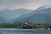 Early morning in Randawaya Village in Ampimoi Bay, an Ambai language village on Yapen Island, Papua, Indonesia. [Papua Warironi 2015-10 56 YapenIs-Indonesia]