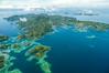 Ambai Island Aerial
