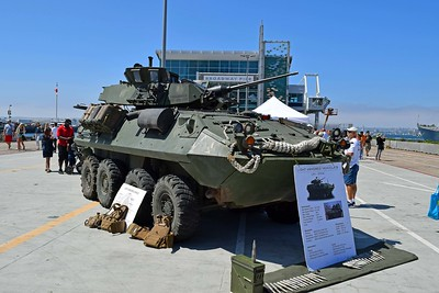 Light Armored Vehicle for Marines