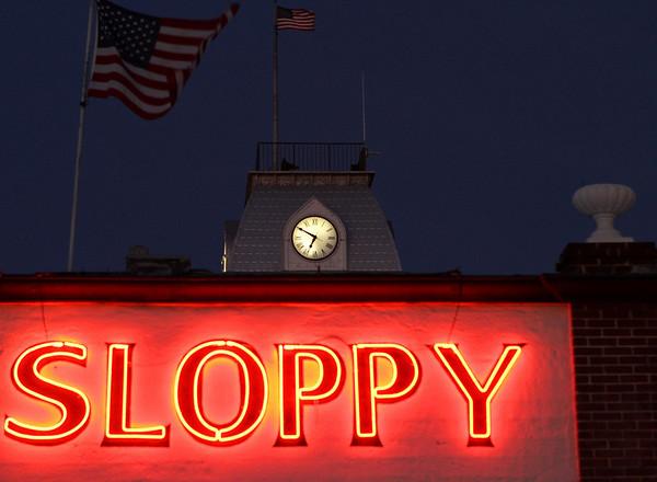 Sloppy Clock Repair
