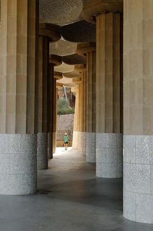 Giant pillars